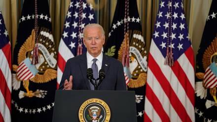 Presidente de Estados Unidos, Joe Biden