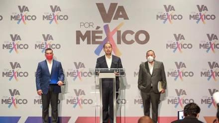 """Alianza """"Va por México"""""""
