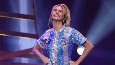 Alina Luz Akserald en Miss Universo 2021