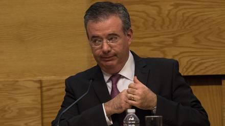Alejandro Díaz. Banxico
