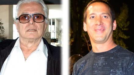 Enrique Guzmán y Luis Enrique Guzmán.