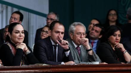 Aturo Herrera y Jorge Alcocer