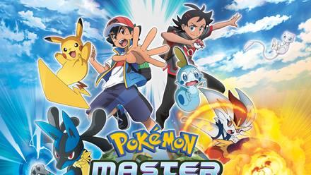 Pokémon Master Journeys