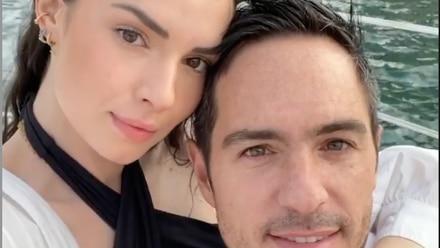 Mauricio Ochmann y Paulina Burrola