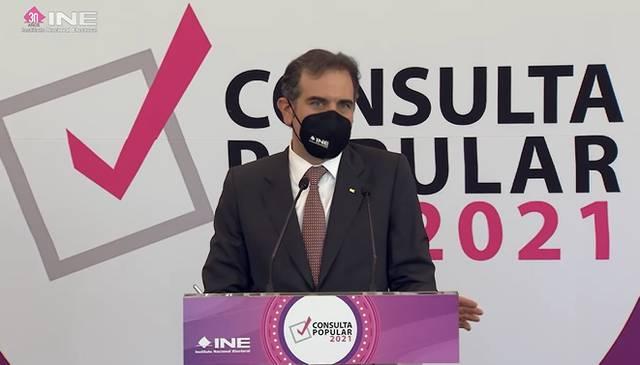 Lorenzo Córdova sobre Beatriz Gutiérrez Müller