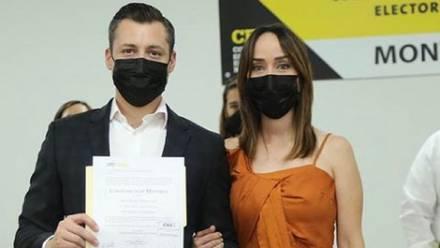 Luis Donaldo Colosio Riojas y Marilú García