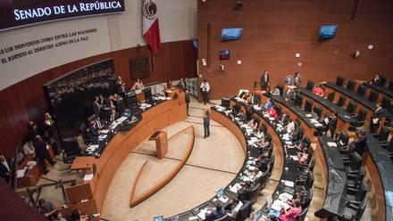 Ratifica Senado adendum del T-MEC