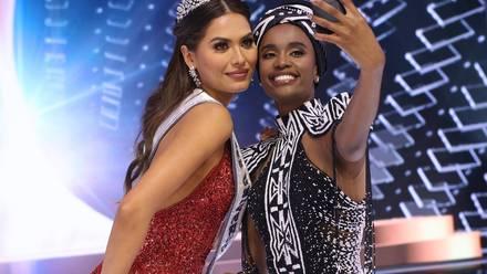 Andrea Meza en Miss Universo
