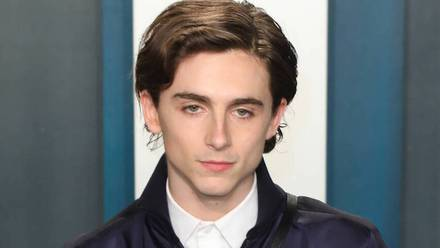 Timothée Chalamet   Featuring: Timothee Chalamet Where: Los Angeles, California, United States When: 10 Feb 2020 Credit: Sheri Determan/WENN.com/Cover Images