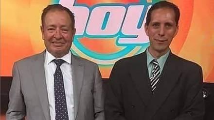 Sammy Pérez y Miguel Luis