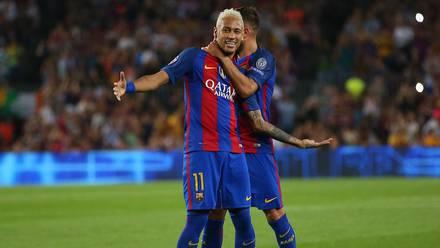 Neymar partirá del Barça rumbo al PSG