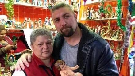 Rolando Ávila y Señora Teresa