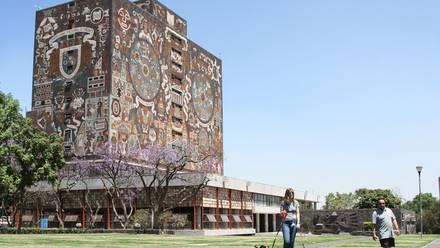 Ciudad Universitaria, Coyoacán