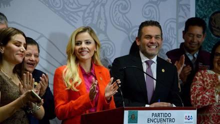 Irma Terán y Jorge Argüelles