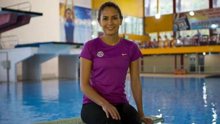 Paola Espinosa.