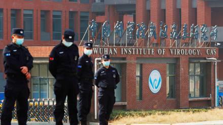 Instituto de Wuhan/Reuters