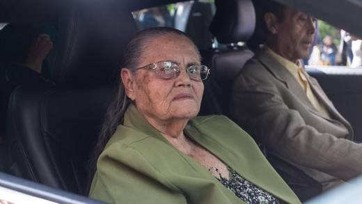 La mamá de El Chapo Guzmán se contagió de Covid-19, reportan