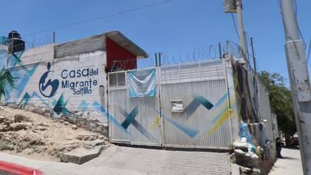 Casa del Migrante Saltillo, Coahuila