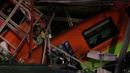 Accidente en Metro de la Línea 12