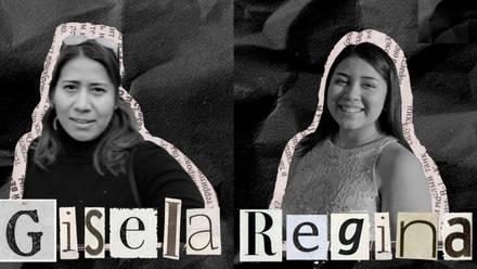 Gisela y Regina