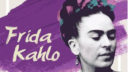 Frida Kahlo, pintora y poetisa mexicana.