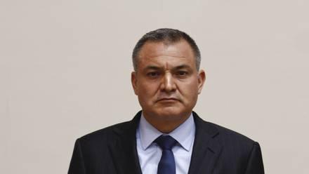 Genaro Garcia Luna, secretario de Seguridad Pública federal durante el sexenio de Felipe Calderón