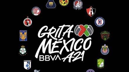 El Apertura 2021 cambia de nombre a Grita México A21