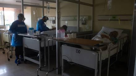 Hospital en México.