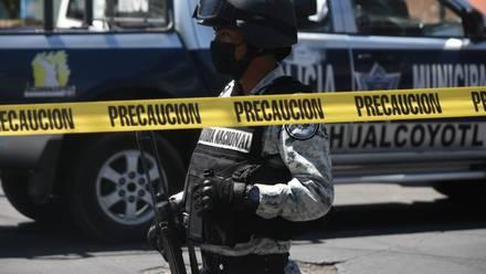 La Guardia Nacional se negó a intervenir en los enfrentamientos del crimen organizado que se desarrollaron la mañana del 29 de julio