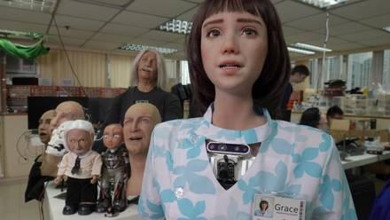 Grace, robot humanoide