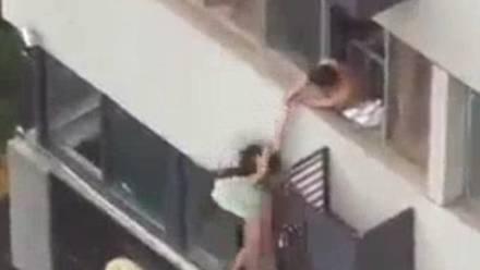 Salta de edificio