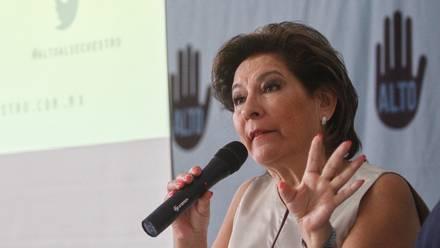 Isabel Miranda de Wallace.