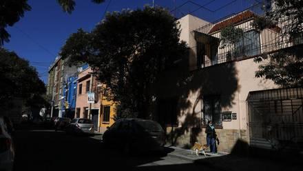 Casa de infancia de Alfonso Cuarón en la colonia Roma