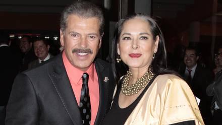 Sergio Goyri e Isaura Espinoza