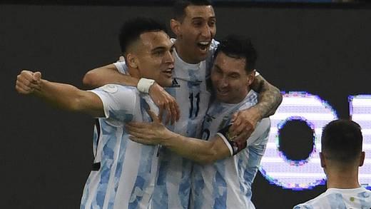 Lionel Messi guía a la Selección Argentina al título de la Copa América 2021