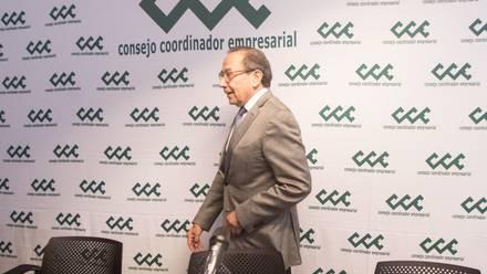 Carlos Salazar Lomelín. Llamado de CCE al Gobierno.