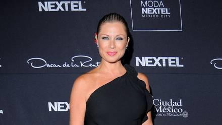 La actriz Leticia Calderón