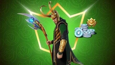 Loki en 'Fortnite'