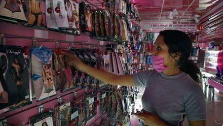Sex shop en Ciudad de México
