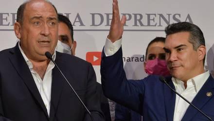 Rubén Moreira y Alejandro Moreno