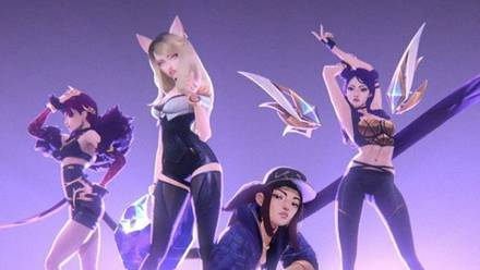 K/DA League of Legends