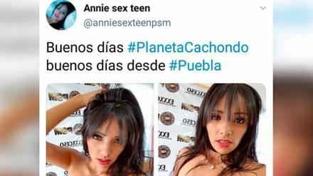 Annie Sex Teen, estrella porno.