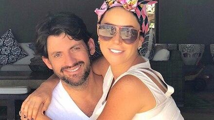 Inés Gómez Mont y su esposo Víctor Manuel Álvarez Puga