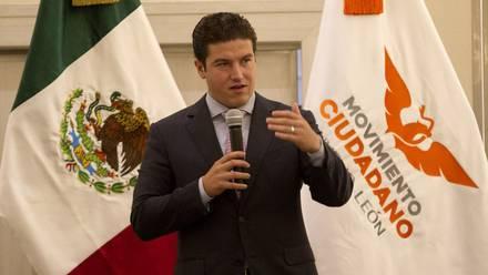 Samuel García, gobernador electo de Nuevo León