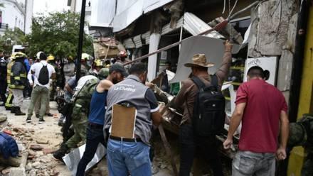 Ciudadanos se unen para rescatar a afectados