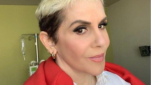 Rebecca Jones asegura que no se va a morir de cáncer; Mhoni Vidente se lo dijo