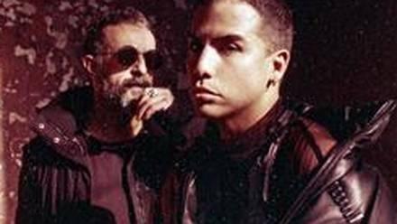 Georgel y Tito Fuentes.