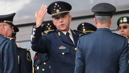 Salvador Cienfuegos. Desgaste del Ejército.