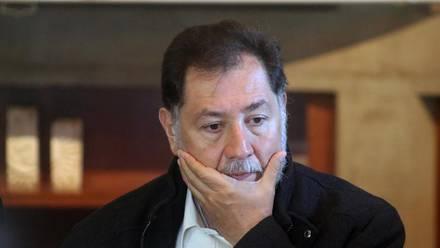 El diputado federal Gerardo Fernández Noroña.