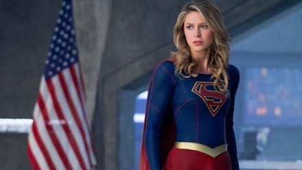 Serie Supergirl de The CW